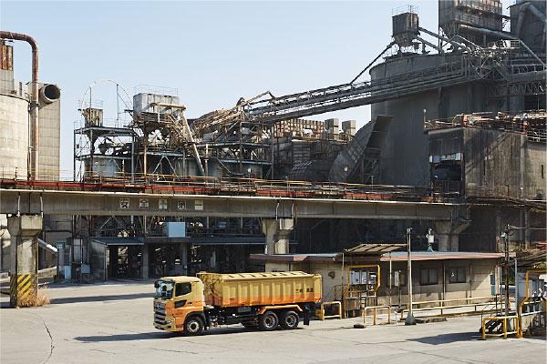 環境資源事業の写真