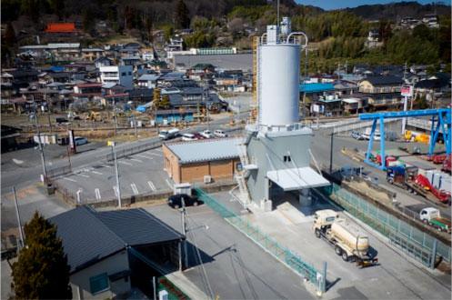 長野県に拠点を展開の画像