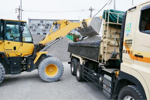 原燃料輸送の画像