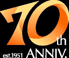 70thのロゴ